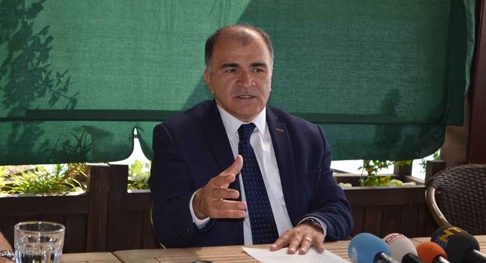 TÜROFED Başkanı Osman Ayık