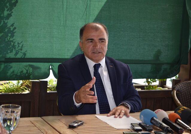 TUROFED Başkanı Osman Ayık
