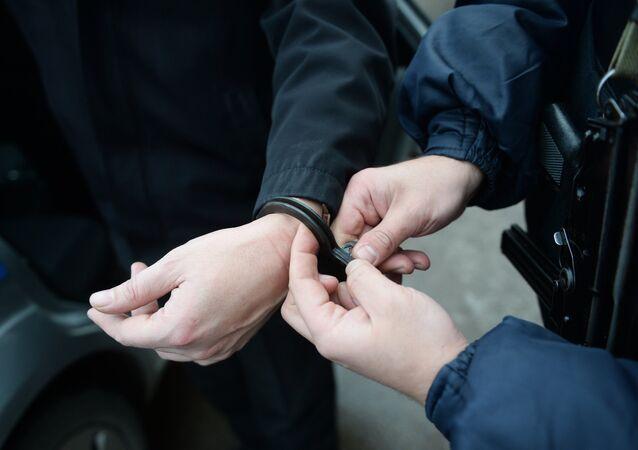katil, polis, tutuklama