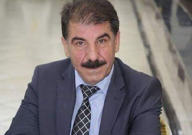 HDP Kahramanmaraş İl Eş Başkanı Metin Gönülşen