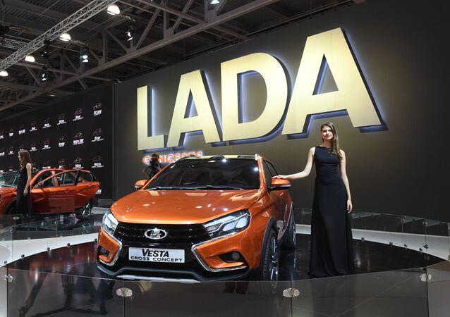 Московский международный автомобильный салон-2016. День первый
