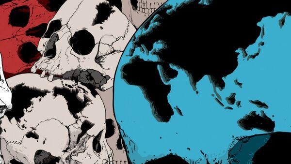 Globalization (Magazine Illustration) - Sputnik Türkiye