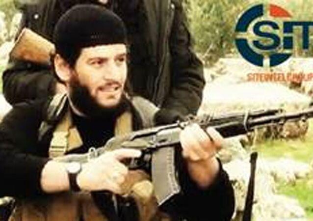 IŞİD sözcüsü Ebu Muhammed El Adnani