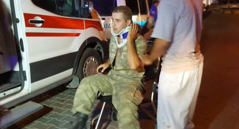 yaralı asker