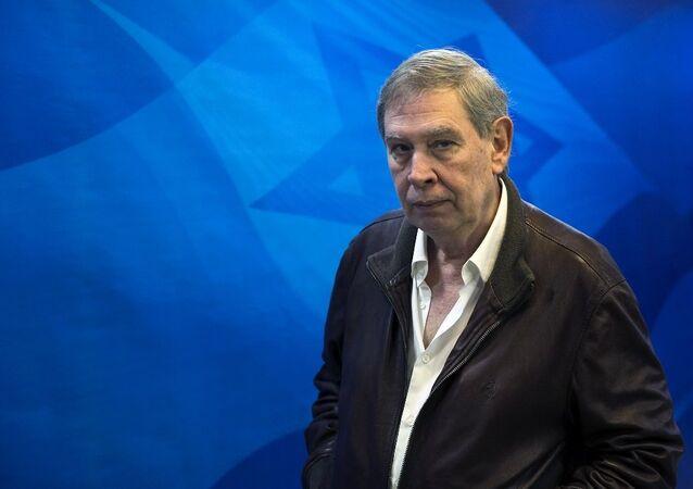 İsrail istihbarat servisi Mossad'ın eski başkanı Tamir Pardo