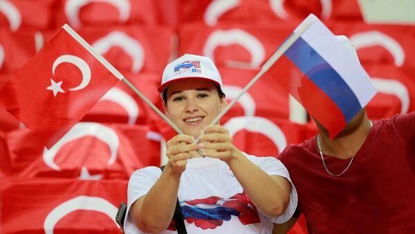Türkiye-Rusya maçı - Sputnik Türkiye