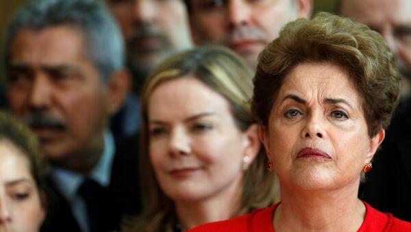 Dilma Rousseff - Sputnik Türkiye