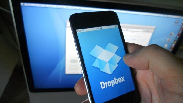 Dropbox - Sputnik Türkiye