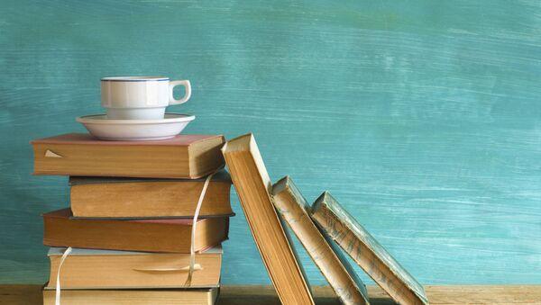 Kitap ve kahve. - Sputnik Türkiye