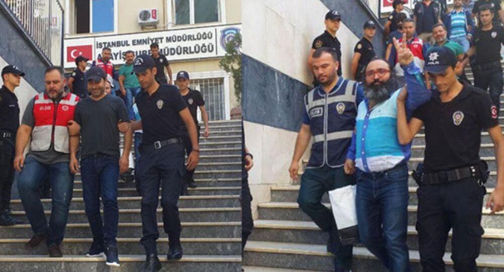 Atilla Taş ve Gökçe Çuhaoğlu