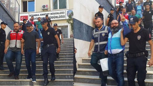Atilla Taş ve Gökçe Çuhaoğlu'na tutuklama talebi - Sputnik Türkiye