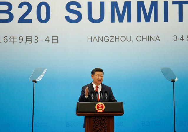 Çin Devlet Başkanı Şi Cinping