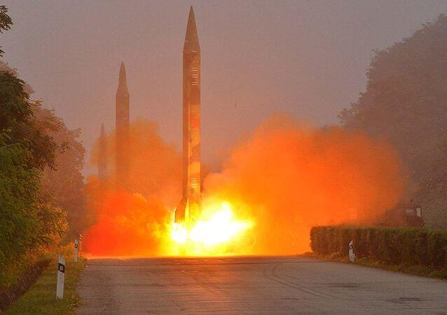 Kuzey Kore füze denemesi