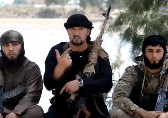 IŞİD'in yeni Irak operasyon sorumlusu Tacikistanlı Gulmurod Halimov