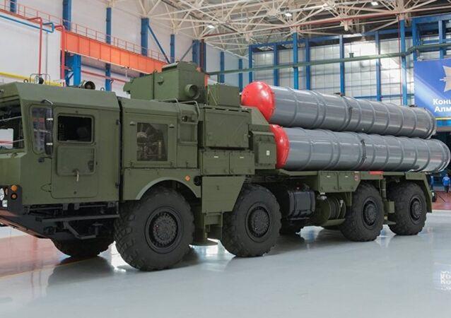 Rus S-300 ve S-400 füze savunma sistemleri