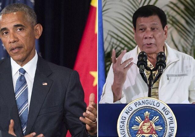 Obama-Duterte