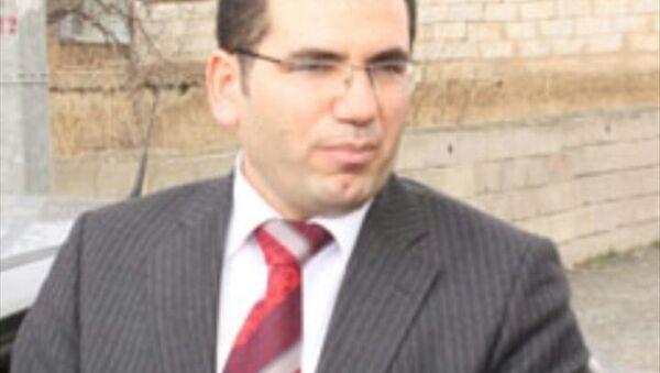 Eski İliç Savcısı Bayram Bozkurt - Sputnik Türkiye