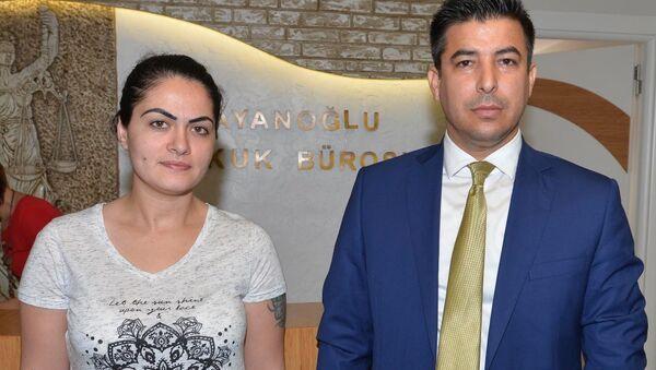 Çilem Doğan'ın avukatı İsa Ayanoğlu da Fetullahçı Terör Örgütü (FETÖ) soruşturması kapmasında tutuklandı. - Sputnik Türkiye