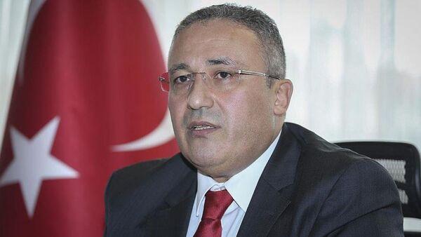 HSYK Başkanvekili Mehmet Yılmaz - Sputnik Türkiye