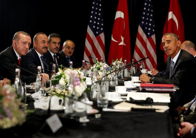 Erdoğan - Obama, G20 Zirvesi