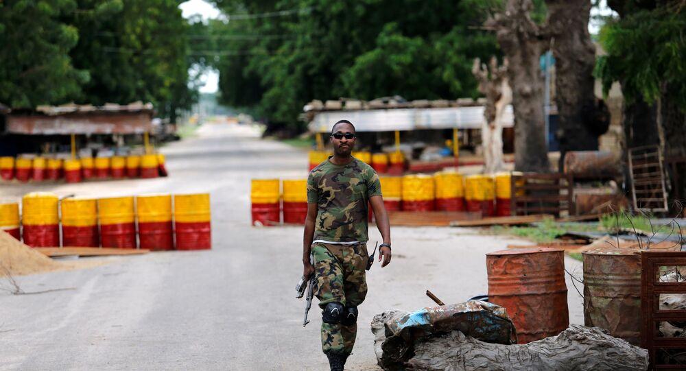 Nijerya askeri