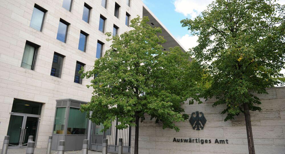 Alman Dışişleri Bakanlığı
