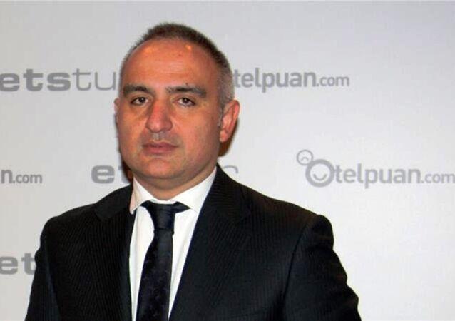 ETS Group Yönetim Kurulu Başkanı ve Antalya Maxx Royal otellerinin sahibi Mehmet Ersoy