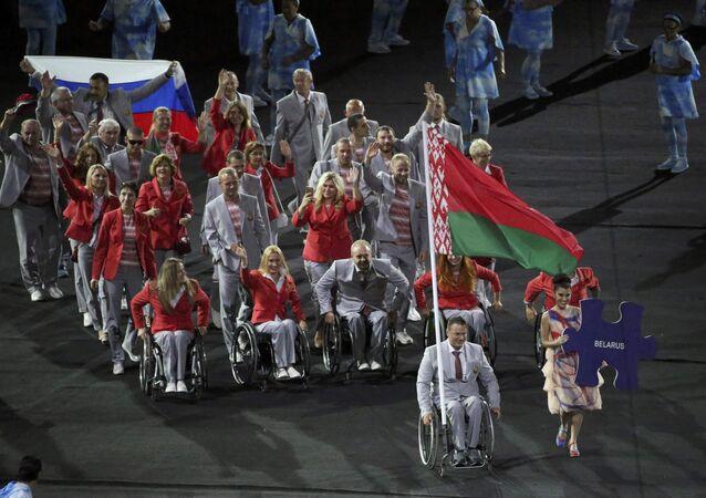 Belarus paralimpik takımı / 2016 Paralimpik Oyunları
