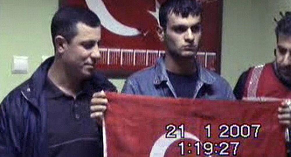 Hrant Dink'in katili Ogün Samast