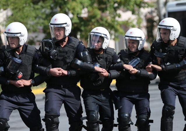 Ukrayna polisi