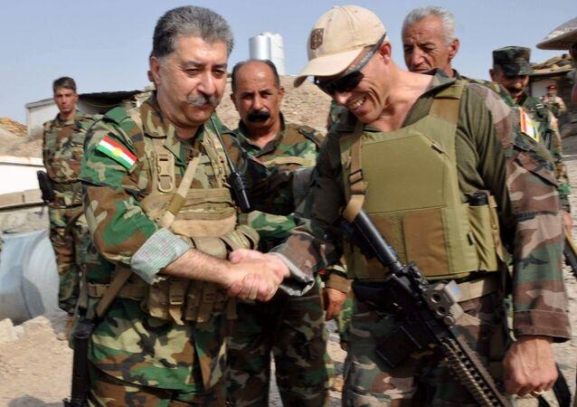 İran'daki PAK komutanı Hüseyin Yazdanpana