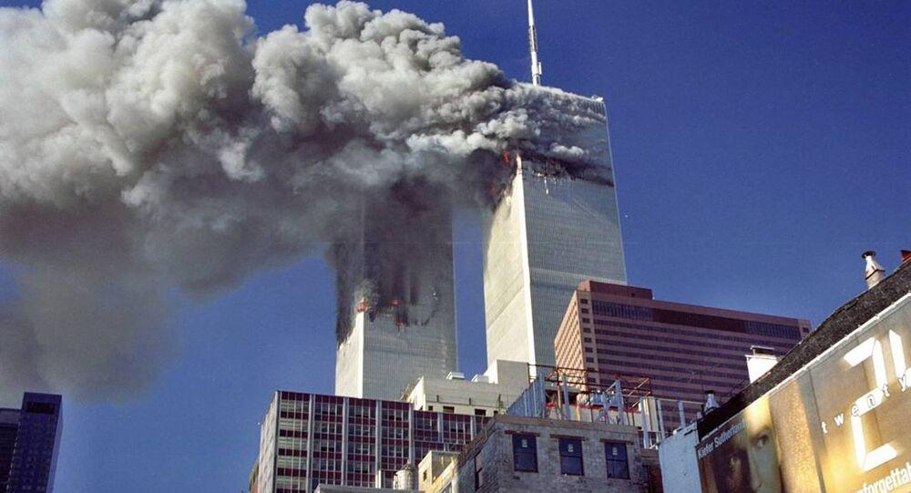 11 Eylül saldırıları - Dünya Ticaret Merkezi