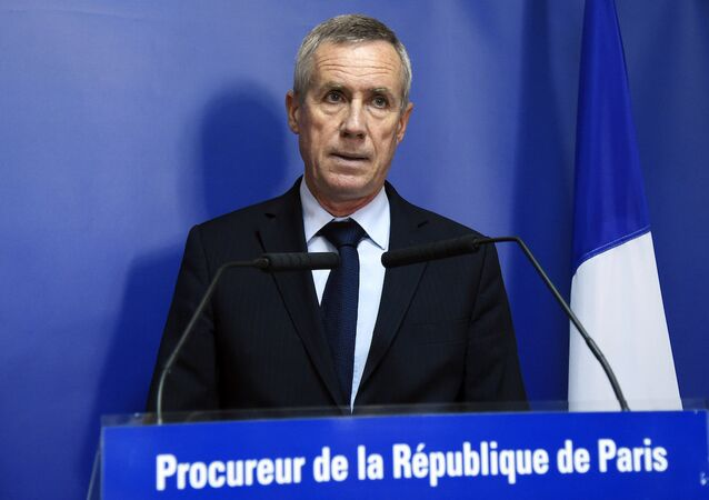 Paris Savcısı Francois Molins