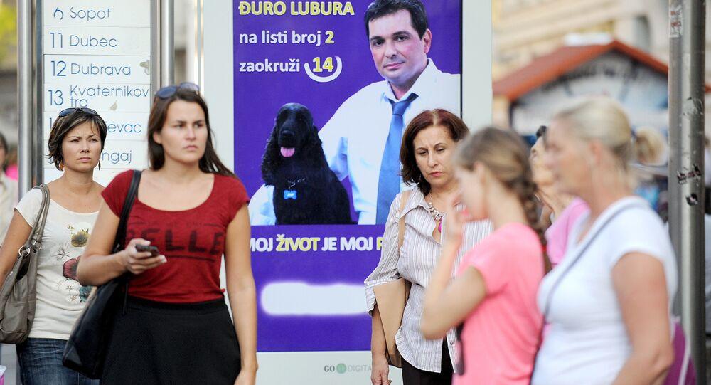 Hırvatistan'da seçim