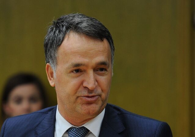 Rus-Türk İş Adamları Birliği (RTİB) Başkanı Naki Karaaslan