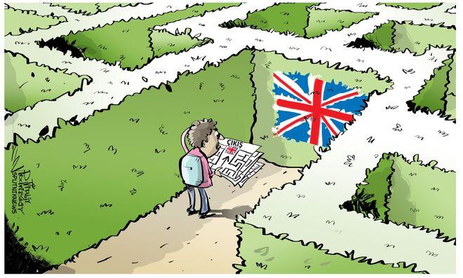 İngiltere Calais'te duvar inşa edecek