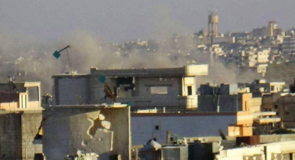 Kuşatma altındaki Suriye kentleri Fuaa ve Kefriye