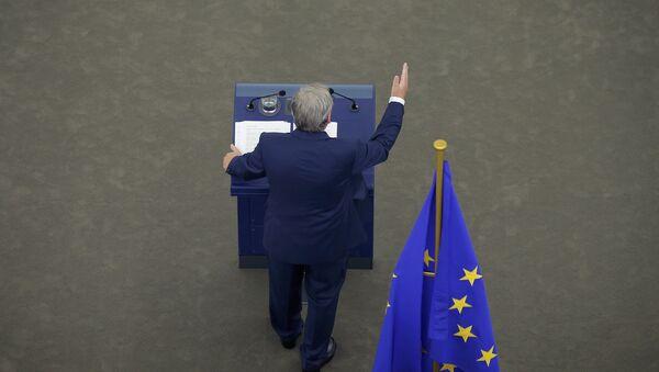 AB Komisyonu Başkanı Jean Claude Juncker - Sputnik Türkiye