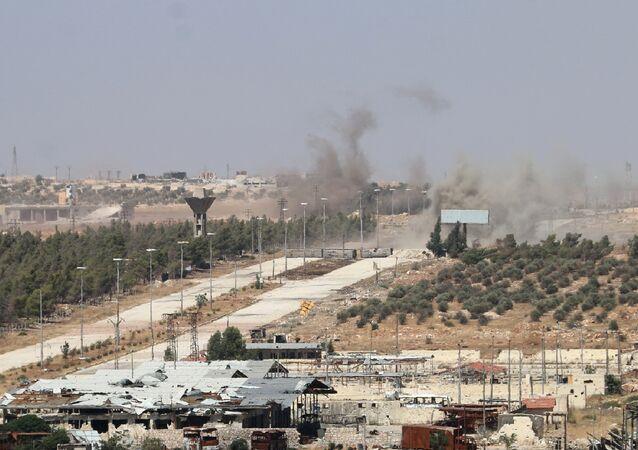 Halep'teki Leramur bölgesi