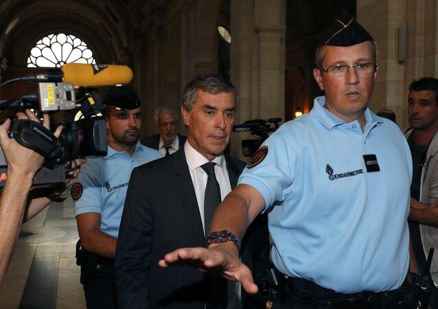 Eski Fransa Bütçe Bakanı Jerome Cahuzac