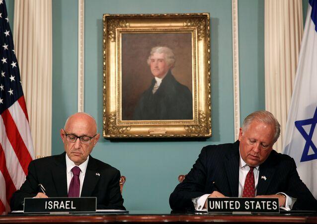 ABD- İsrail