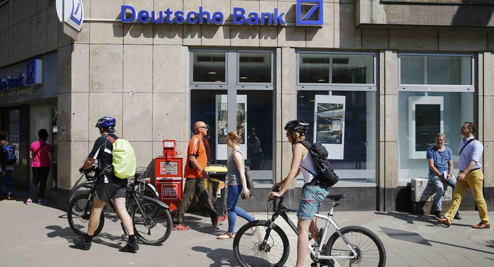 Deutsche Bank Cologne