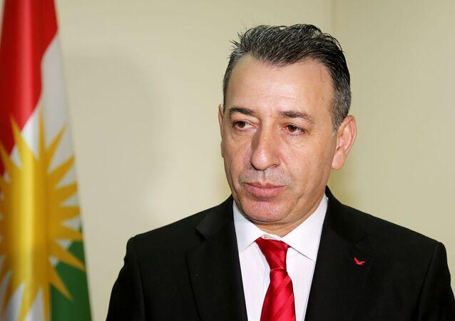 IKBY Parlamentosu Türkmen milletvekili Aydın Maruf