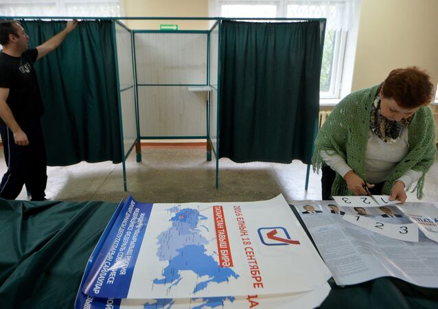 Rusya Duma seçimleri hazırlıkları