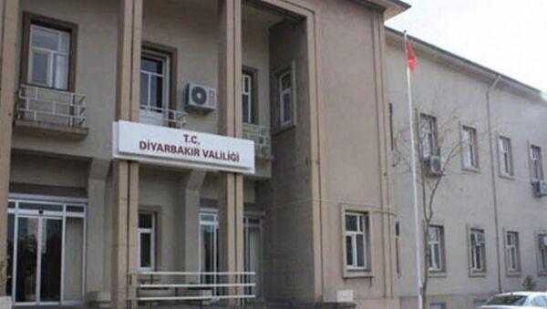 Diyarbakır Valiliği - Sputnik Türkiye