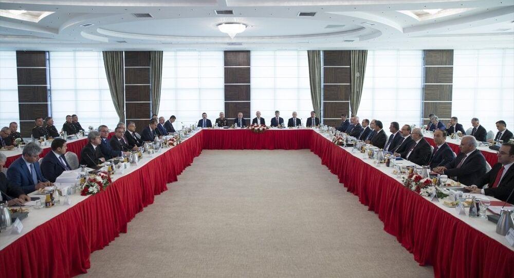 İçişleri Bakanlığı 22 ilin valisini Ankara'ya çağırdı