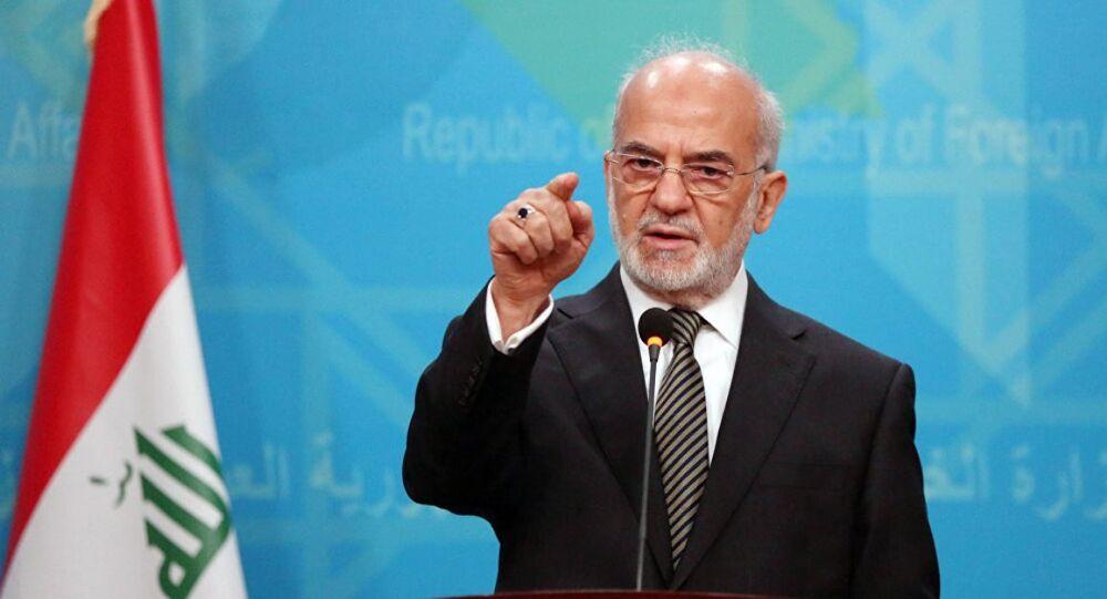 Irak Dışişleri Bakanı İbrahim Caferi