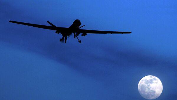 An unmanned US Predator drone - Sputnik Türkiye