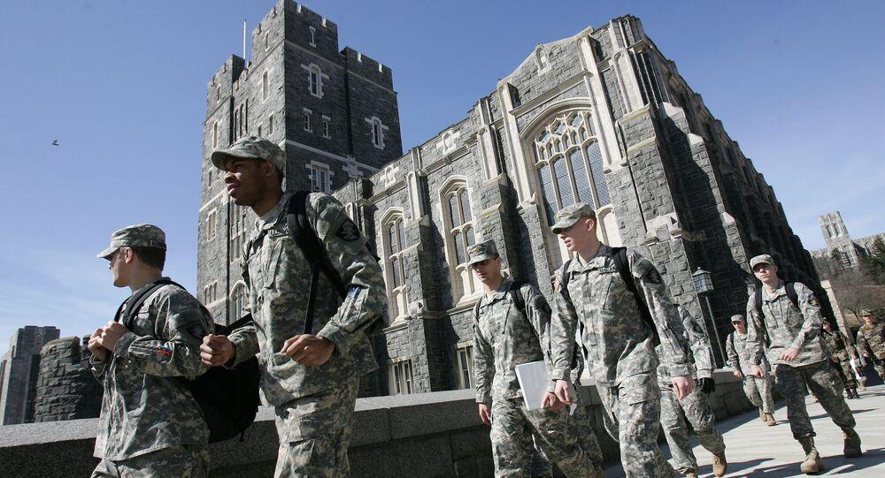 New York'taki West Point Askeri Akademisi