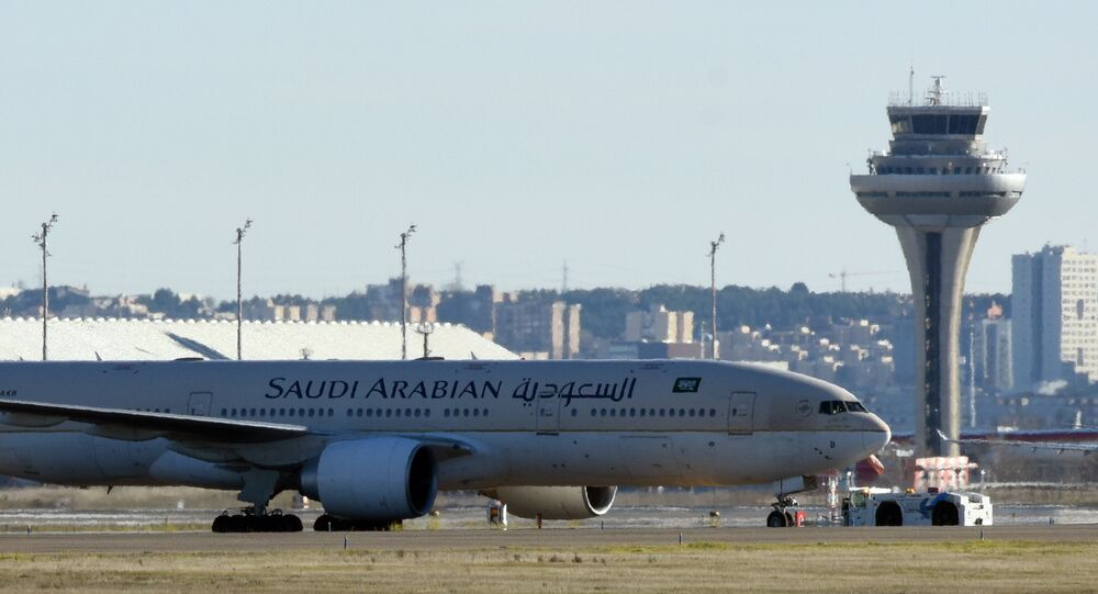 Suudi Arabistan Hava Yolları